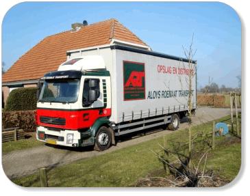 transportbedrijf Aloys Roemaat uit Lichtenvoorde